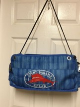 "Tommy Bahama Relax Insulated SoftSide 16"" Cooler Tote Bag Red Marlin Blu... - $13.99"