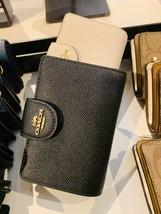 NWT Coach Medium Corner Zip Wallet - $92.07+