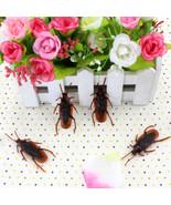 10 pcs/set Novelty Funny Tricky Fake Cockroaches. !  - $14.95