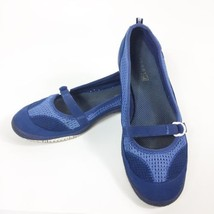 Sperry Top Sider Womens Slip On Mary Jane Blue Size 8 M - $33.85