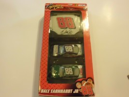 Dale Earnhardt Jr 2 Car And Hoood Collection 2008 Hendrick Motorsports 1:64  - $12.38