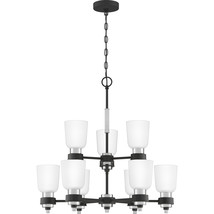 Conrad 9-Light Chandelier in Brushed Nickel - $399.99