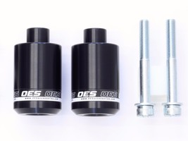 OES Frame Sliders 06 07 08 09 2010 11 2012 2013 2014 2015 Yamaha FZ1 FZ-1 No Cut - $39.99