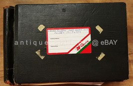 1950-79 vintage VOGT FAMILY PHOTO ALBUM baldwin li ny buffton hill house - $89.95