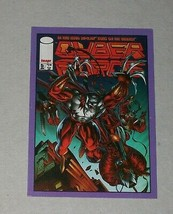 CHASE (PROMO): Cyber Force 1 1994 - $1.25