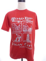 Philippines T Shirt Road Trip to Vigan City Medium - $24.00
