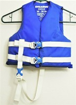 Stearns Child Sport Vest Size 30 to 50 Pounds Flotation Aid Type III PFD image 1