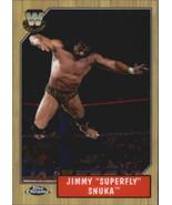 2008 Topps WWE Heritage Chrome III #76 Superfly Jimmy Snuka NM-MT - $1.00
