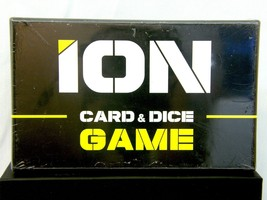 ION Card And Dice Game - Brand New Up to 10 Players - £7.32 GBP
