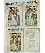 Vintage Butterick Sewing Pattern 4130 Womens Pull-Over Dress and Jacket ... - $9.85