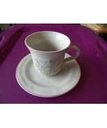 Sango cup and saucer (Mayfaire) 4 available - $3.86