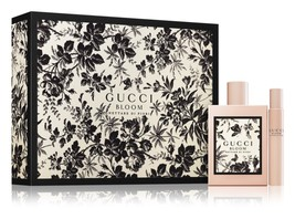 Gucci Bloom Nettare Di Fiori Perfume Spray 2 Pcs Gift Set  image 4