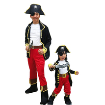Pirate Kids Adult Halloween Party Cosplay Costume - $23.82