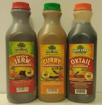 Spur Tree Jamaican Jerk, Curry & Oxtail Sauce Pack (medium) - $49.49