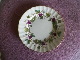 Royal Worcester bread plate (Bacchanal) 3 available - $3.27