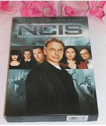 NCIS Complete Second Season TV Series Gently Used DVD's Criminal Investi... - $19.99