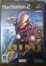 Iron Man (Sony PlayStation 2, 2008) *READ/IO TESTED* - $8.91