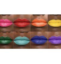 Jeffree Star Cosmetics Velour Liquid Lip *QUEEN BEE* Bright Matte Yellow image 5