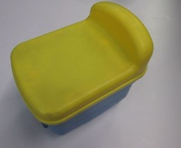 Fisher Price Sparkling Symphony Rock & Play Piano replacement seat - $9.85