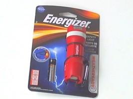 Energizer 3-LED Weatheready 6H Burn Flashlight 19 Lumens Safety Light Ca... - $192,32 MXN