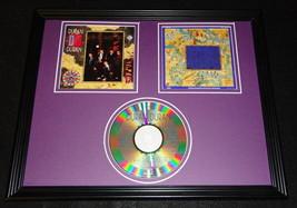 Duran Duran Framed 11x14 Seven and the Ragged Tiger CD & Photo Display - $65.09