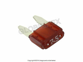 7.5 Amp Brown Fuse Mini Type (ATM) LITTELFUSE +1 YEAR WARRANTY - $9.95