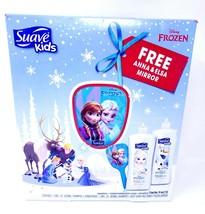 Suave Kids  Disney Frozen Shampoo Conditioner  Body Wash Twin Pack Free ... - $14.01