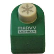 Marvy Uchida Tiny Snowflake Punch, 3/8 inch