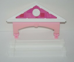 Barbie Dream House Replacement Small Eave and Supports - Roof Part 2015 - $22.15