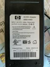 Genuine HP 0950-4483 Printer Power Supply Cord Officejet 2610 Photosmart 2710 - $5.94