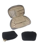 Gold Fortune Travel Jewelry Storage Cases Carrying Organizer Bag for Wom... - $20.02