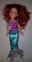 Disney Princess And Me The Little Mermaid Ariel Doll Retired OOP EUC - $39.59