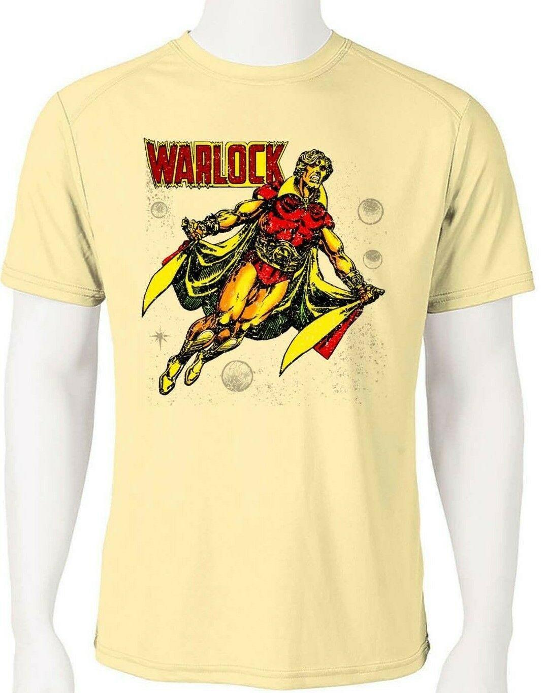 Adam warlock dri fit graphic tshirt moisture wicking superhero anime spf tee