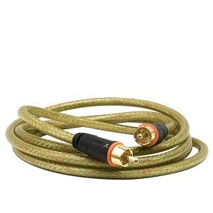 Primary image for 6' GoldX PlusSeries GXAV-DC-06P S/PDIF (M) to (M) Coaxial Digital Audio Cable w/