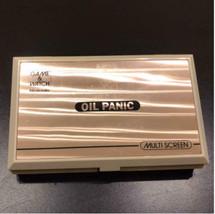 NINTENDO GAME & WATCH Oil Panic MULTI SCREEN OP-51 1982  Game Consoles - $103.95