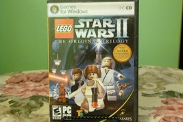 LEGO Star Wars II: The Original Trilogy (PC, 2006) W/Manual NM Condition - $10.88