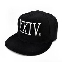 New 2017 Bruno Mars Baseball Cap XXIV Hat 24k Magic Logo Uptown Funk Whi... - $9.59