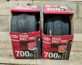 X2 Brand New Bell Road Bike Tire 700c Flat Defense Technology - $39.55