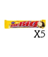 Mr. Big Chocolate Candy Bar 60g x 5 Canadian FRESH FROM CANADA - $11.24