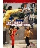 TEN TIGERS FROM KWANGTUNG    - NEW DVD - $9.89