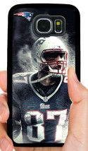 Rob Gronkoski Gronk Patriots Phone Case For Samsung Note Galaxy 4 S5 S6 S7 S8 S9 - $11.99