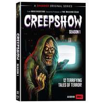 Creepshow The Complete First Season One Series DVD 2020 New 1 Sealed - $19.00