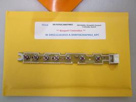 Sharp DUNTKE266FM02 (KE266WJ, FE266WJ) Keypad Controller Board [See List] - $22.40
