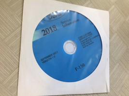 2018 Ford F-150 F150 & RAPTOR Service Shop Repair Workshop Manual CD NEW - $277.15
