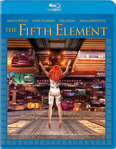 Fifth Element (Blu-Ray/Ultraviolet)
