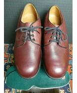 *NOS* Men's Alden Foot Balance CDI Brick Leather Oxford Sz. 7.5 5E NWB - $142.03