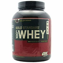 Optimum Nutrition Gold Standard 100% Whey Double Rich Chocolate - 5.15 Lbs - $85.03
