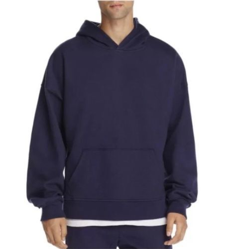 Primary image for New Men's The Narrows Bloomingdales Navy Blue Oversized Hoodie Sweater