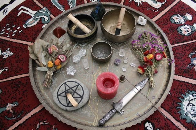 Female Orgasm Spell Casting Have Better Sex Get Off Wicca Pagan Ritual XXX Love