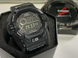 G-SHOCK GW-9200 Limited Black Radio Wave Solar Raizmann - $446.99